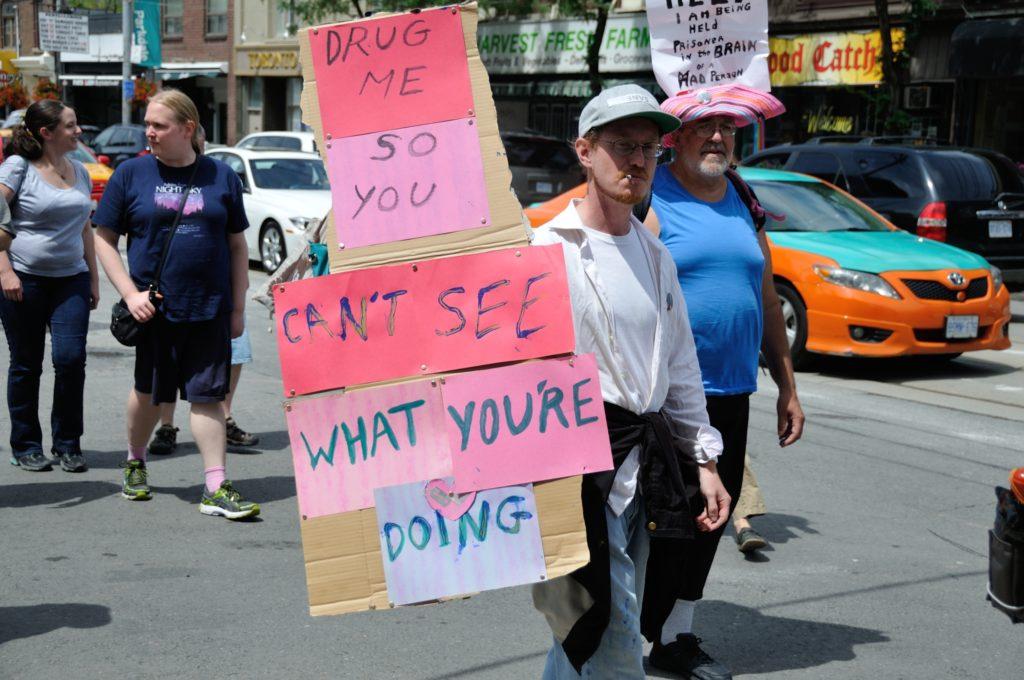 Marcher Mad Pride 2014