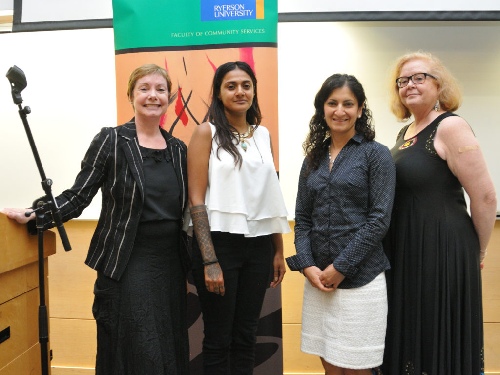 Kathryn Church is Director of Disability Studies. Navi Dhanota is a PhD candidate in the Critical Disability Studies program at York University. Reema Khawja Counsel, Legal Services and Inquiries Ontario Human Rights Commission. Dianne Wintermute Lawyer, ARCH Disability Law Centre