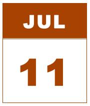 jul 11