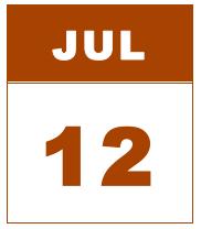 jul 12