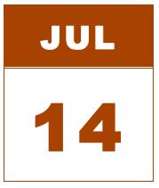 jul 14