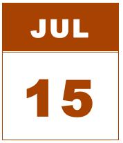 jul 15