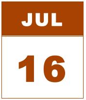 jul 16
